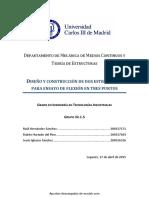 Modelo Informe Estructuras