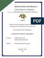 Relación de Los Valores de Hemoglobina y Hematocrito Con Las Medidas Antropométricas en Niños, Del Distrito de Laredo, Septiembre 2017