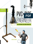 PVC and Pipe Engineer - Put Together Cool, Easy, Maker-Friendly Stuff