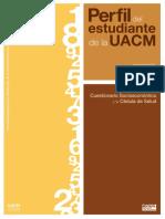 UACM Informes Estadístico de Estudiantes 2007