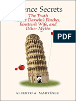 Science Secrets the Truth About Darwin s Finches Einstein s Wife and Other Myths
