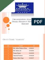 Organization Analysis of Dhaka Regency Hotel and Resort.pptx