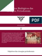Princípios Biológicos Das Cirurgias Periodontais