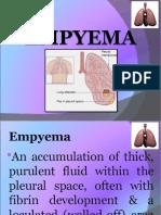 Report Empyema