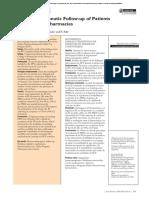 Seguimiento Farmacoterapeutico de Pacientes en Farmacias Comunitarias