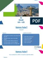 FALAR A1 - L21-25