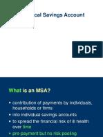 MSA Presentation