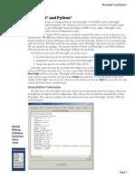 MineSight and Python