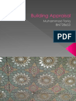 Building Appraisal