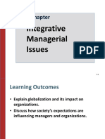 Integrative Managerial Issues