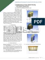Bearing life Optimization of taper roller bearing.pdf