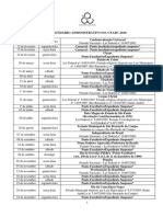 Calendario Administrativo Ufabc 2018