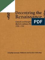 Decentering the Renaissance
