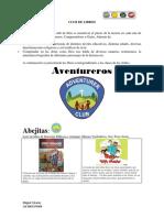 Club de Libros Asoriente 2017-2018