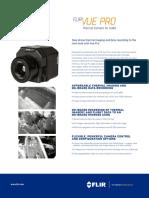 FLIR VUE Pro Datasheet