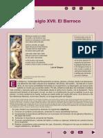 11 - El Siglo XVII. El Barroco