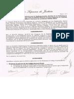 Acuerdo Marco Interstitucional