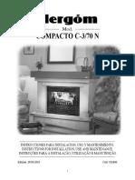Hergom c3 70 Libro de Instrucciones PDF
