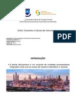 AULA  - Conceitos e Classes de Instrumentos