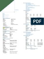 Ortho Assessment Form