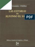 Las Estorias de Alfonso El Sabio 0