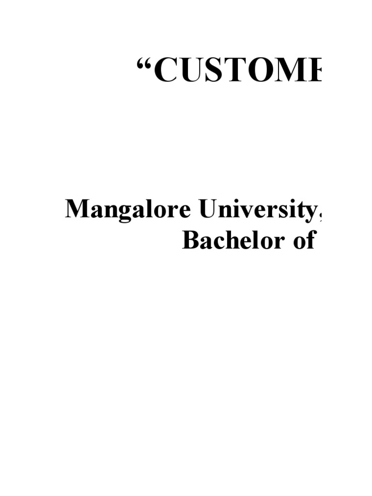 Review of literature on customer satisfaction on two wheeler