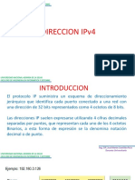 Direccion IPv4