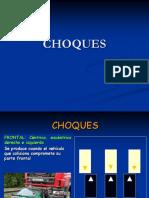 Clases de Choques