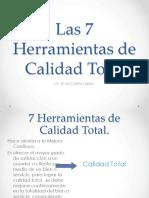 7 HERRAMIENTAS DE LA CALIDAD