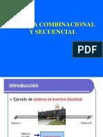 Lógica combinacional y secuencial