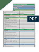 Lista de Verificación Sistema Gestion Ambiental