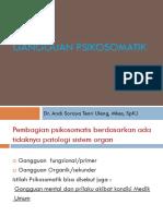 Pengaruh Psikologis Terhadap Kondisi Medis Umum