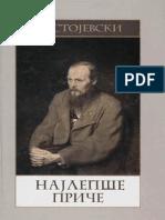 Fjodor Mihajlovič Dostojevski Najlepše Priče