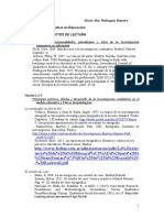 Pautas Lectura 17-18