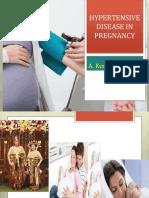 Hypertensive Disease in Pregnancy Rev.1 16 01 18
