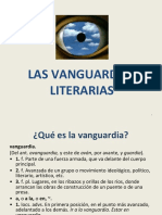 Las Vanguardias Literarias y Artísticas en Europa