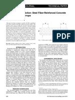 Shear Stress Prediction Steel Fiber-Reinforced Concrete