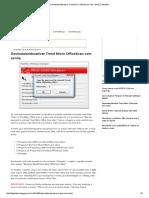 Desinstalar_desativar Trend Micro OfficeScan Com Senha _ Fapstation