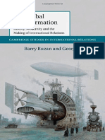 Buzan, B. & Lawson, G. (libro-2015) - The Global Transformation; History, Modernity and the Making of International Relations .pdf