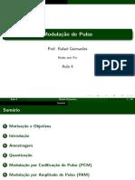 Aula 4 - Modulação de Pulso.pdf