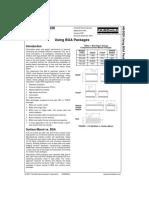 Datasheet an-520 BGA