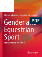 Gender and Equestrian Sport Riding Around the World