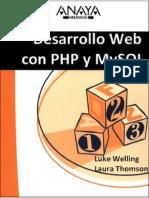 Anaya - Desarrollo Web Con Php y Mysql