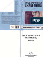 Workshop Practice Series 38 - Tool Cutter Sharpening Boilersinfo.com