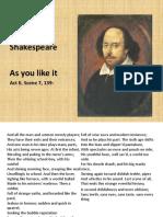 Shakespeare_As You Like It