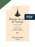 Couverture Histoire des rois de Norvèges.jpg