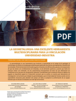 Geometalurgia 2 Torres, Liñan