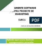 Curs_6_Solutii Open Source Pentru Managementul Proiectelor
