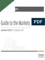 2017.10 - JPM - Global Market Outlook