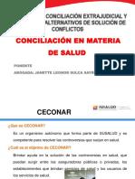Charla Salud